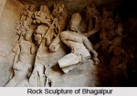 Rock sculptures Patharghatta, Bhagalpur